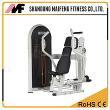 Professional Crunch bench Gym Equipment body strong \Alibaba hot products Pec Fly machine