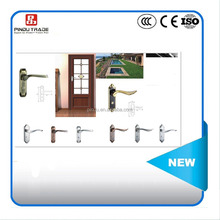 versatile shower handle door lock