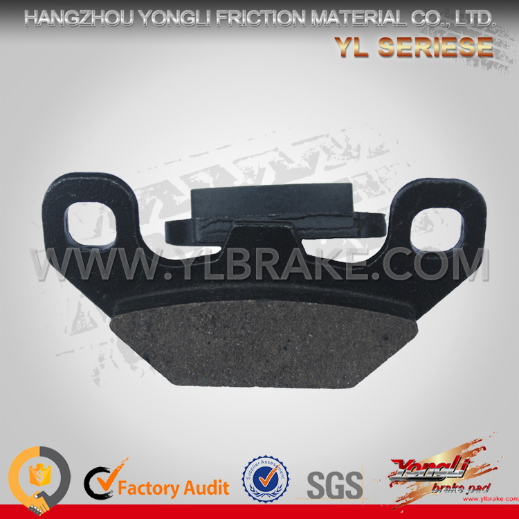 Compact Low Price Best Quality Brake Pads Motorcycle Accessories for Lifan