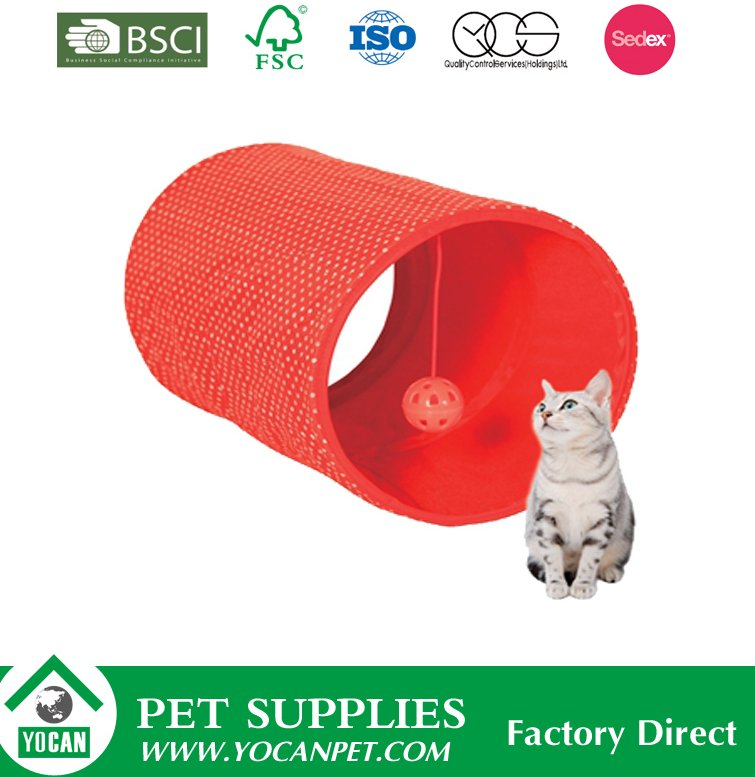 YOCAN Pet Products pet cat tunnel/cat toy