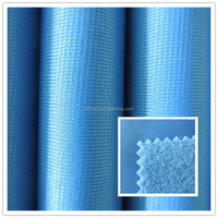 100% Polyester scholl velvet fabrics textiles that makes scholl uniform from changxing china