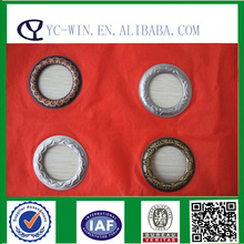 2013 new design kinds of eyelets for curtains / home decorating manual eyeleting machine