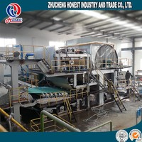 195Kw Tissue Paper Making Equipment