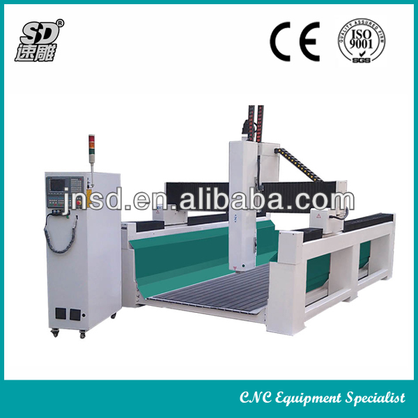 hot sale cnc cutting/engraving router machine eps styrofoam moulding foam cutter cnc