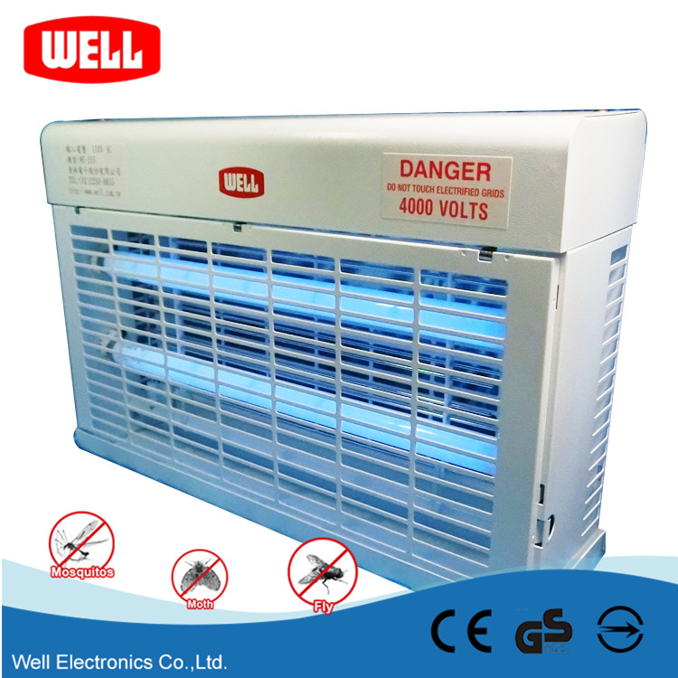 WELL Kill Pest Industries Insect Killer with Fluorescent Lamp