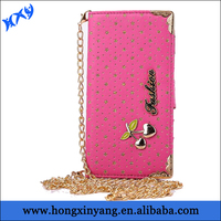 Women Handbag with Shoulder Chain Purse Bag Case