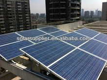 on grid solar pv system kits solar power system solar home system of roof mounting kits mono solar panel
