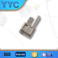 Wholesale Custom Available Zinc Zipper Pin and Box for Fixing