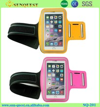 For Apple Iphone 6 Sports Armband,Mobile Phone Sport Armband Case With Key Holder And Headphone Jack