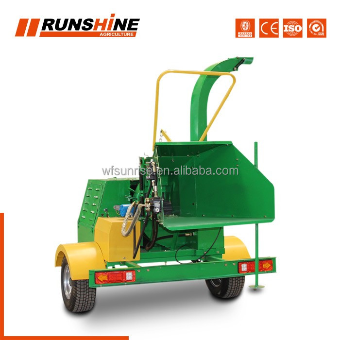 With CE certification high quality manual garden shredder