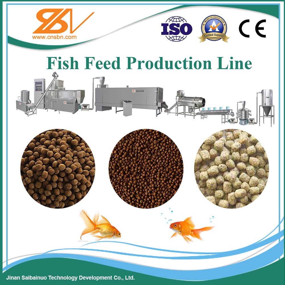 China best products floating fish food Equipment