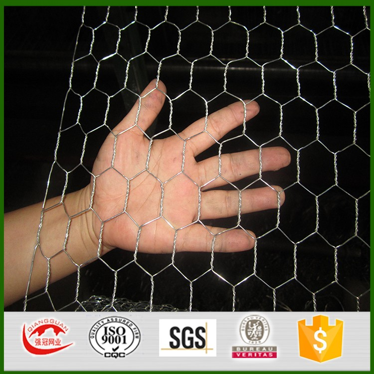 Fish trap wire/Chicken wire/fish trap hexagonal wire mesh