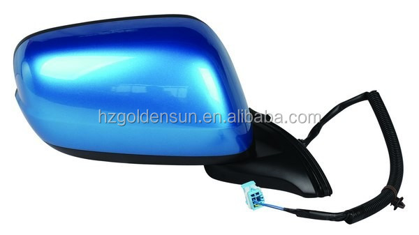 suitable for Honda Civic Side Mirror 2006-2014 Power Electric, with LED Blinker/Folding