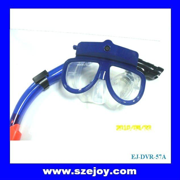 Best-selling swimming mask camera EJ-DVR-57A