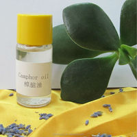 essential oil high quality yellow camphor oil