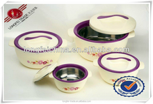 Large Plastic Vacuum Food Warmer Storage Containers