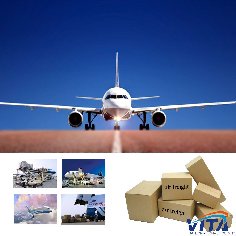 shanghai air shipping freight to usa