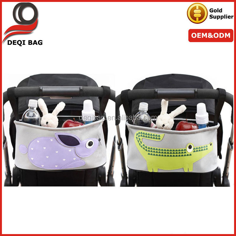 Promotion Baby Stroller Organizer Storage Bag