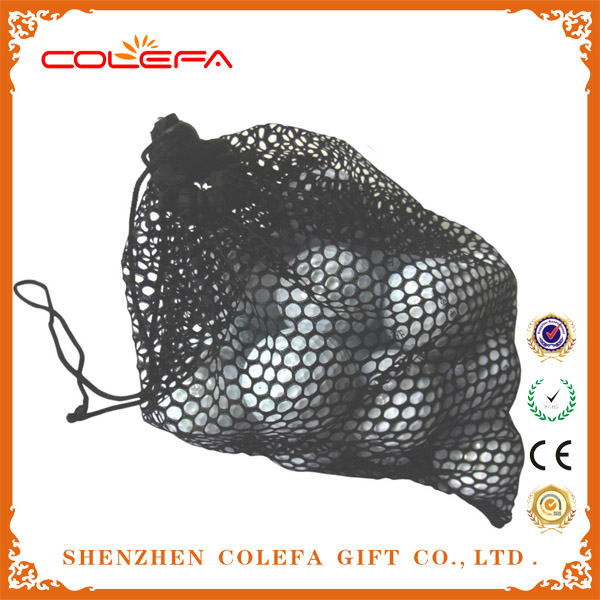 wholesale nylon mesh golf bag