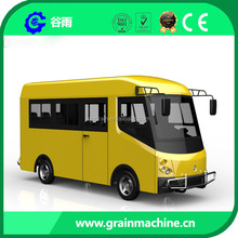 New Design Electric Tourist Closet Bus 14 Passengers GD14 72V 5Kw