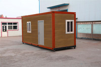 new container Australia 20 ft relocatable container house container