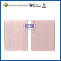 Blank Sublimation pu leather hard and cute case for ipad 2