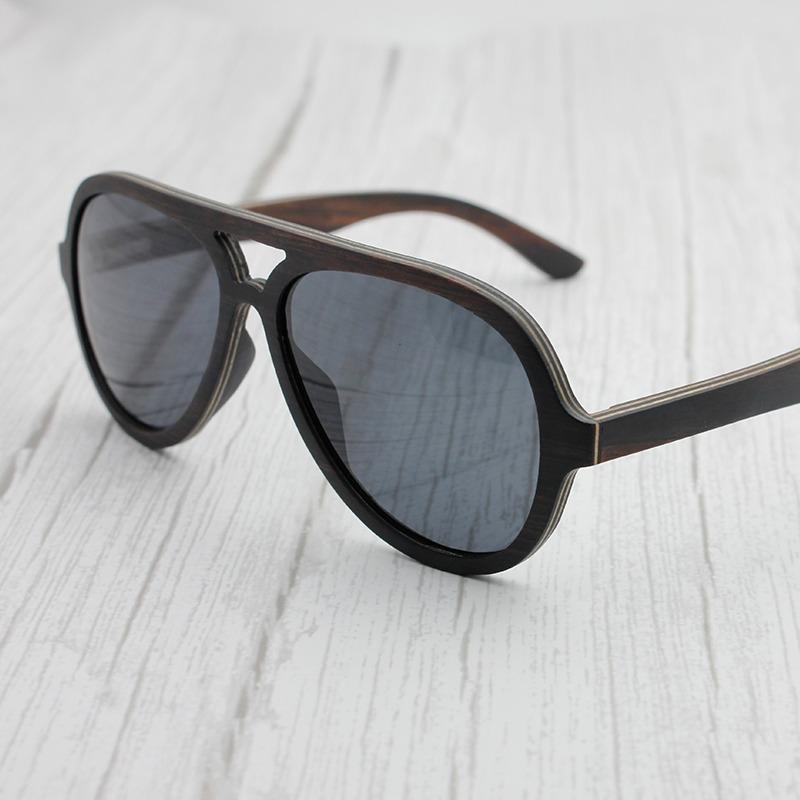 c9b7dc0882 100%Natural Custom Brand Wooden polarized Sunglasses 2019 Hot Selling High  Quality Wood Sunglasses men China