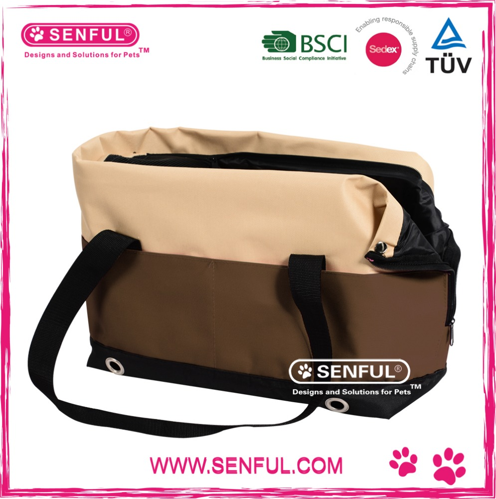 Fashion Pet Carrier made in China popular pet dog carrier