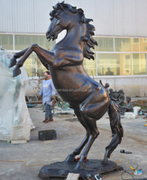 High Quality Bronze Animal Statue and Bronze Animal Sculpture (Horse, Eagle, Bull, Deer... ...)