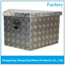 Aluminum Trailer Tongue Tool Box