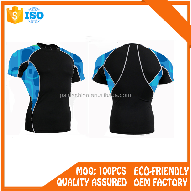 Rashguards / Men's Short Sleeves Rash Guards