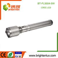 Factory Wholesale 3D Battery Used Emergency Heavy Duty Strong Light Cree Q5 Aluminum Best Tactical led Flashlight