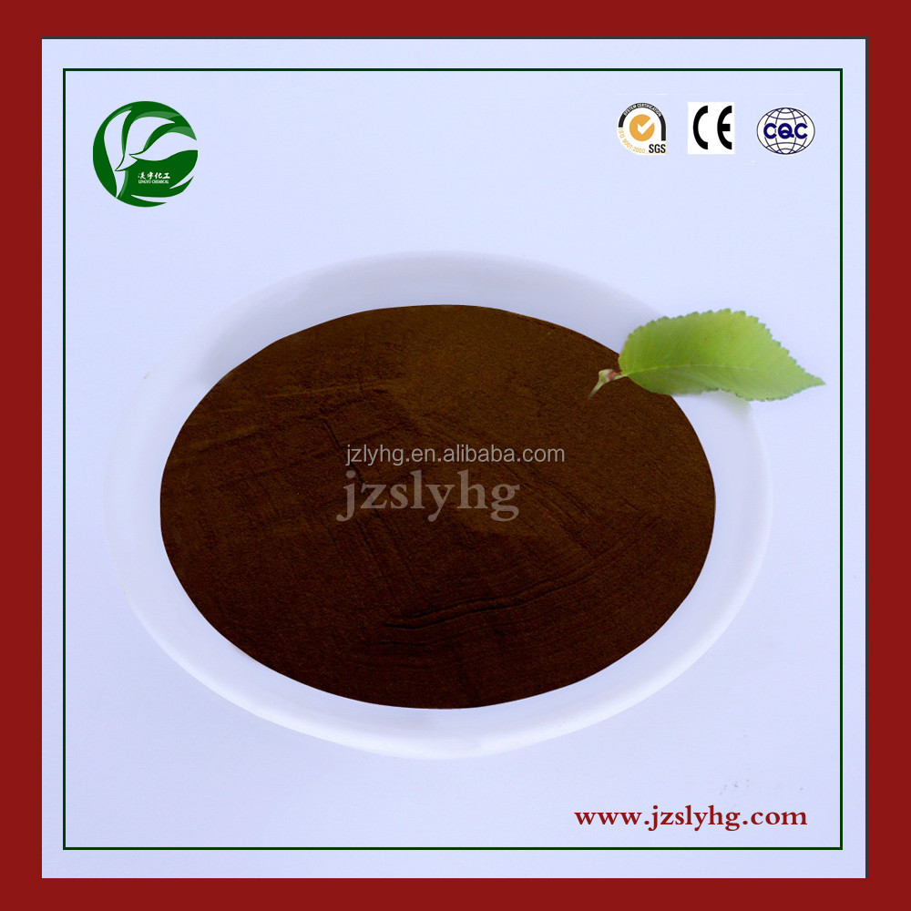 Sodium Lignosulphonate wholesale chemicals drilling thinner dispersing agent
