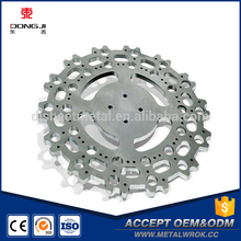 High Quality Precision Sheet Metal Parts Laser Cutting Service