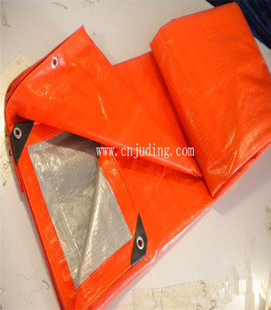 pe woven camping tarpaulin tent cloth for covering