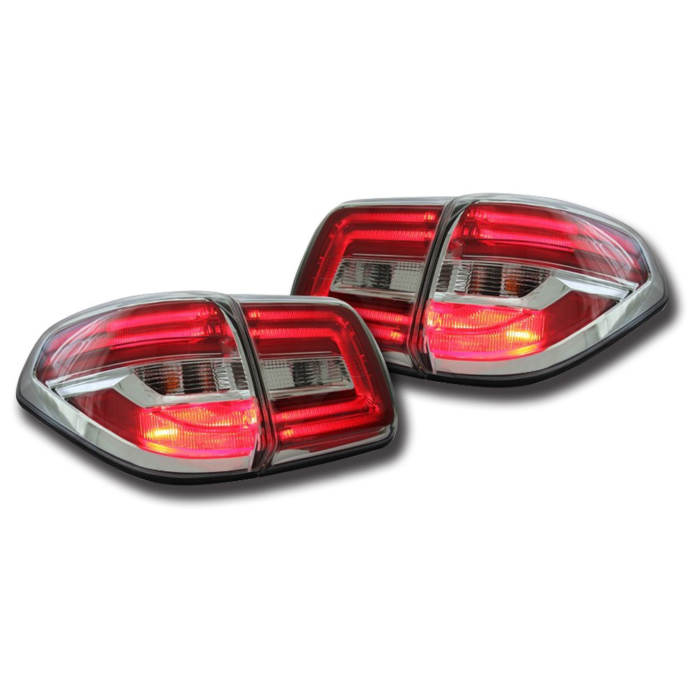 NightEye Car Styling for Patrol Tail Lights 2014-2015 Tourle LED Luxury Car Accessories