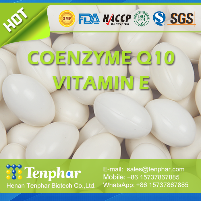 Co Enzyme Q10 and Vitamin E Essence Softgel