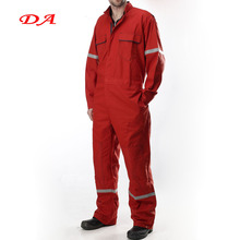 reflective work wear protective used coveralls for men or women