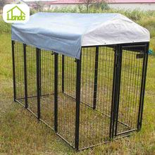 High Quality Steel Modular Outdoor Dog Kennel Cages From China Manufacture