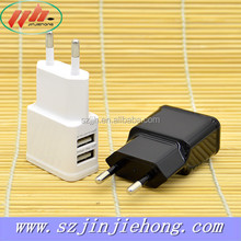 Multifunction 5V AC White EU Wall Charger Plug Adapter For Iphone 6 Onplus For Xiaomi HTC LG Adaptador Usb