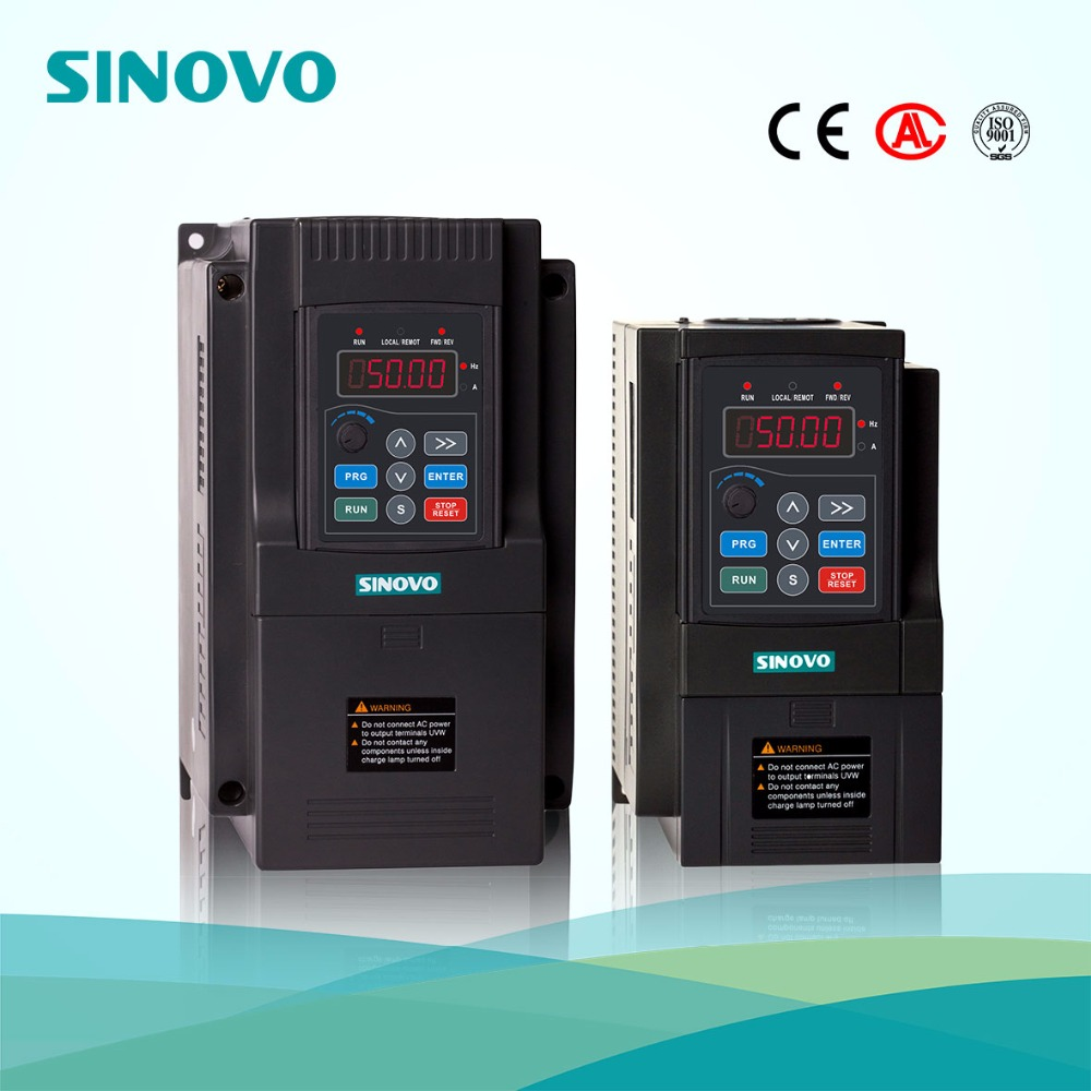 220v 50hz to 60hz 1 phase DC to ACVFD power frequency inverter dc ac frequency converter