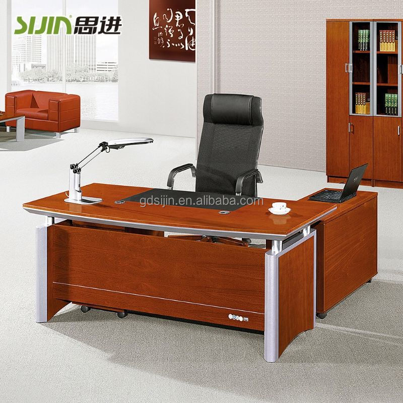 Comexecutive Office Table Design : Shaped Office Executive Office Table Designs,Luxury Office Desk From ...