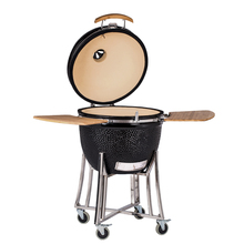 Top quality kamado barbecue ceramic charcoal smoker
