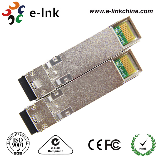 PIN photodetector for 1.25Gbps SFP Bi-Directional Transceiver, 40km Reach