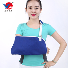 High quality orthopedic medical arm sling,fracture arm brace,back posture shoulder support brace