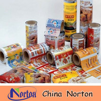 multilayer laminated plastic roll film for food packaging NTP-PF212B