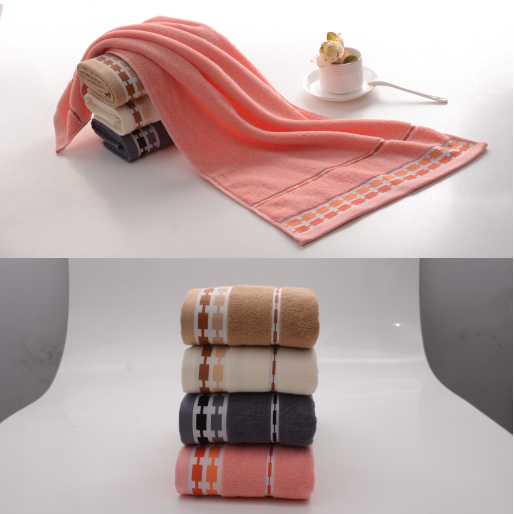 2016 New products 100% cotton hotel towel, custom quick dry hotel face towel