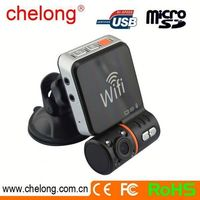 Newest 3G Wifi GPS Night vision dvr d011 car dash camera