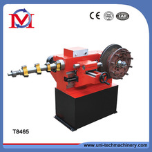T8445 hot sale brake rotor cutting lathe machine for car