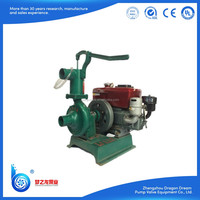 High pressure centrifugal diesel water pump